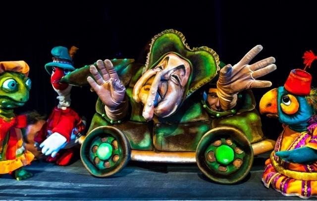 Тайны чёрного кабинета: 74.ru раскрывает секреты кукольного театра