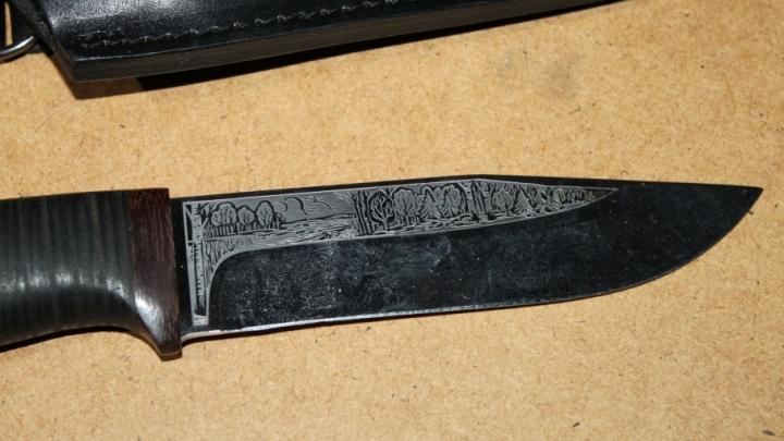 В Нарьян-Маре в пылу ссоры мужчина заколол ножом своего сына