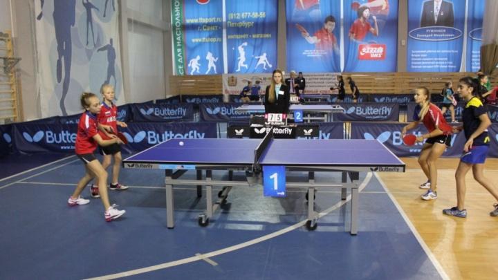 Теннисисты Архангельской области завоевали три медали на всероссийском турнире «Топ-24»