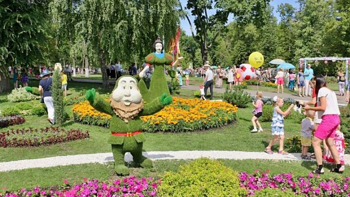 Фестиваль цветов в Самаре пройдет 17 июня