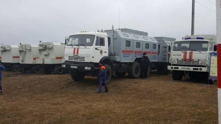 На территории всей Волгоградской области ввели режим чрезвычайной ситуации