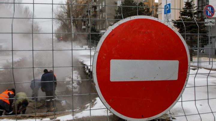 В Волгограде на три дня закроют для машин бульвар 30-летия Победы