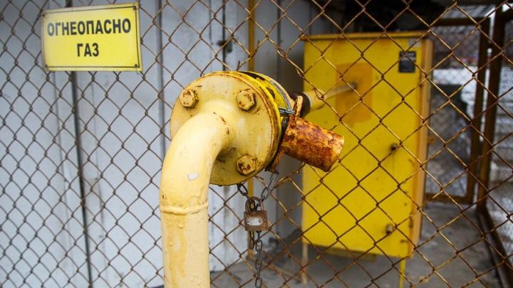 Волгоградка похищала газ для отопления своего элитного коттеджа и гаража