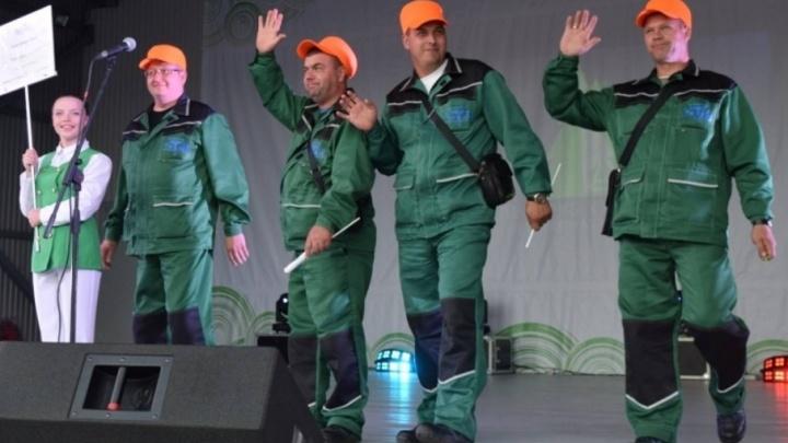 В Устьянах стартовал третий по счету чемпионат России «Лесоруб 21 века»