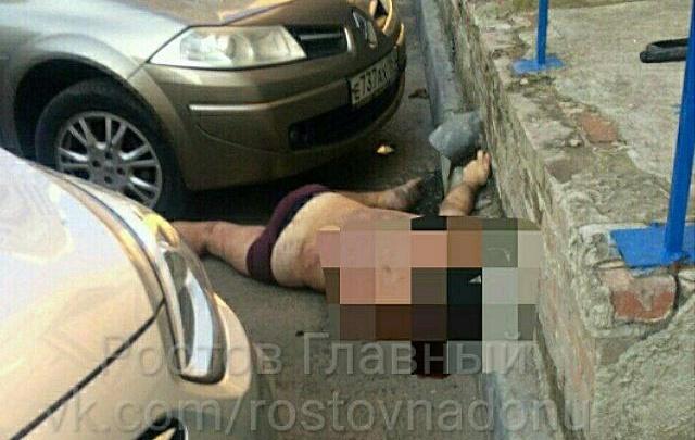 На улице Извилистой мужчина выпал с девятого этажа жилого дома