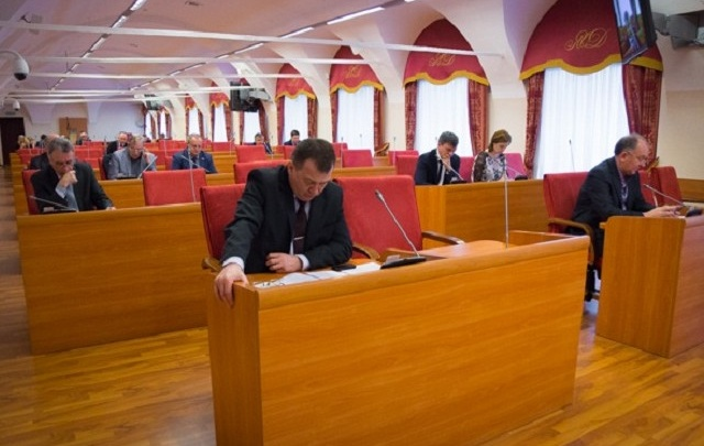 Депутаты отклонили законопроект о помощи ярославскому волейболу