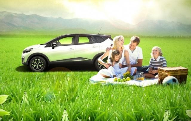 Мировая премьера Renault Kaptur в Волгограде!