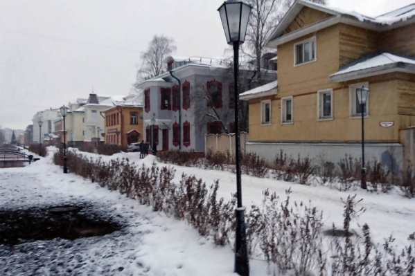 Старые светильники установят в других частях города