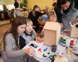 Воспитанники Великосельского детского дома встретили весну