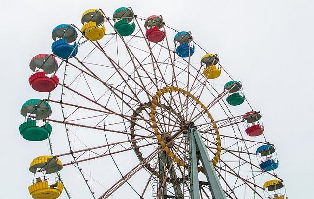В Тольятти администрация ТЦ перекрыла посетителям вход в парк развлечений