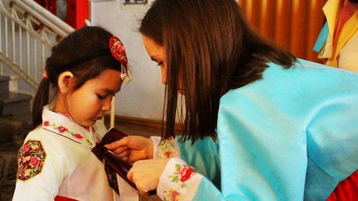 Волгоградцев зовут на корейские танцы под звуки национальных барабанов