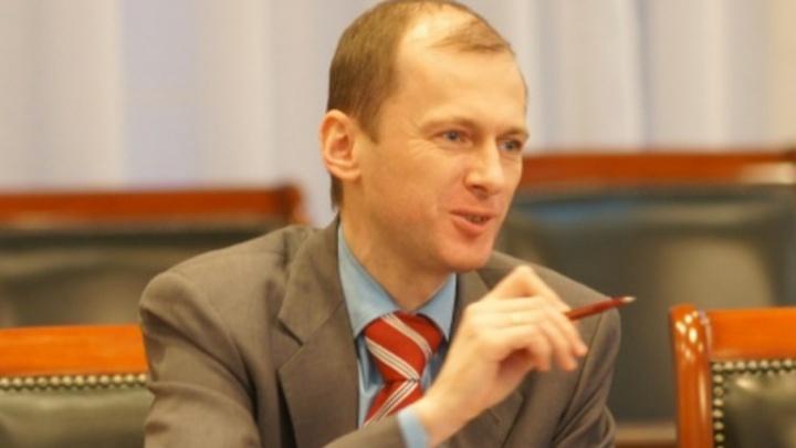 Роман Балашов стал заместителем полпреда в СЗФО