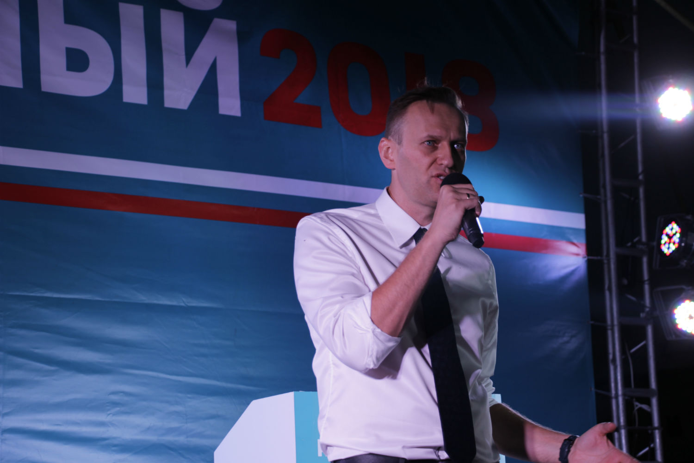 Алексей Навальный попал в омскую больницу