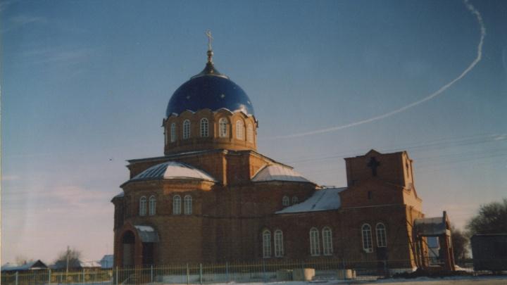 В Самарской области во время реставрации храма нашли уникальную икону