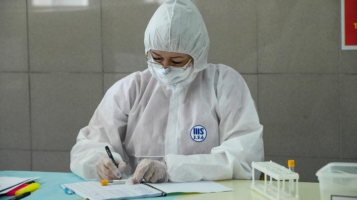 В Екатеринбурге уже больше 6,5 тысячи зараженных COVID-19, в области цифра близится к 10 тысячам: онлайн