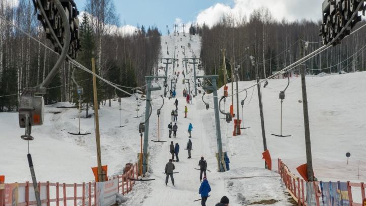 В Пермском крае разрешили работать горнолыжным комплексам, но с ограничениями