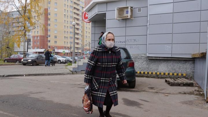 Жителей Архангельской области старше 65 лет вновь отправляют на самоизоляцию