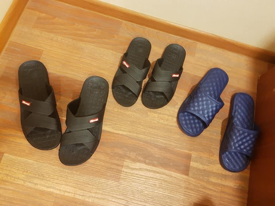Есть обувь всех размеров