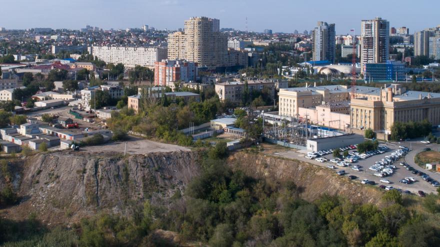 «Сейчас он глубоко под землей»: историки нашли и показали точное место, где располагался бункер генерала Еременко