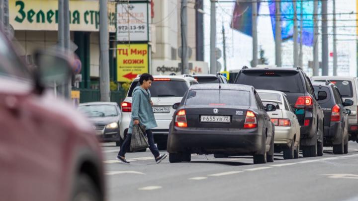 Список самарских улиц, где пешеходы выбегают на дорогу