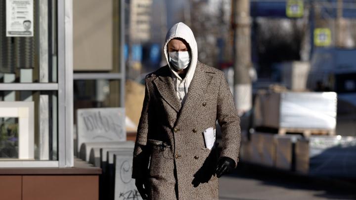 На новой неделе в Волгограде потеплеет до -2 градусов