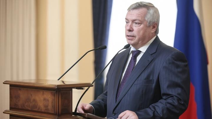 Голубев лидирует на выборах губернатора Ростовской области — первые результаты