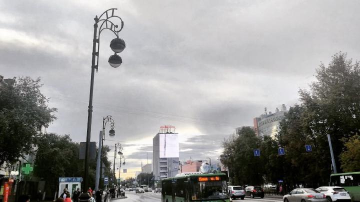 Жителей Тюменской области предупреждают о сильном дожде