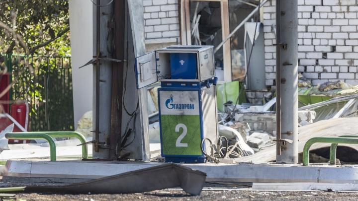 После взрыва в Волгограде прокуратура проверит все АЗС