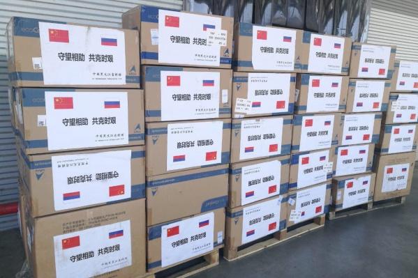 В регион завезли 50 тысяч масок и 300 защитных костюмов