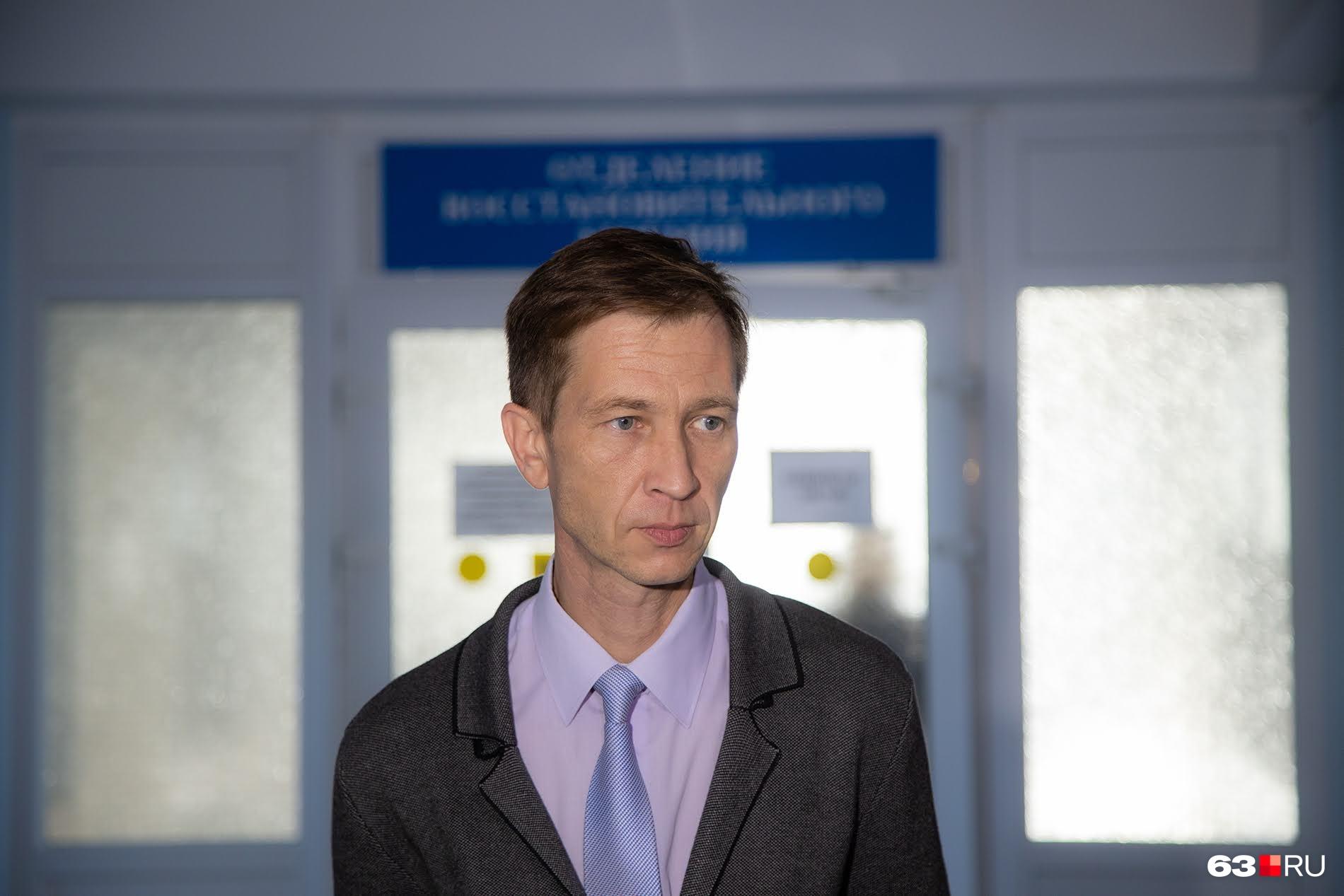 Дмитрий Николаевич Лисица возглавил проект по созданию кол-центра