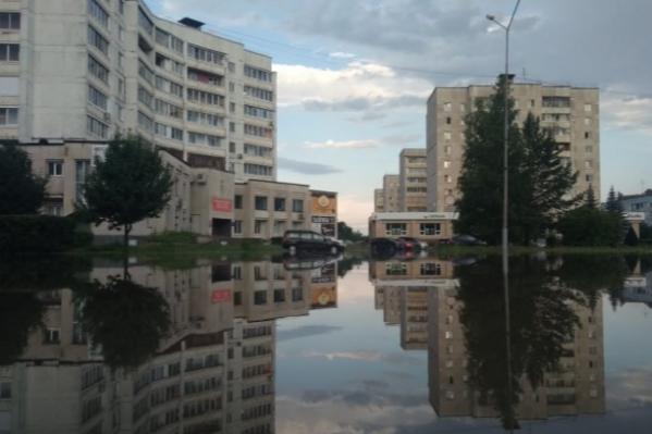 Все произошло в многоквартирном доме в Зеленогорске