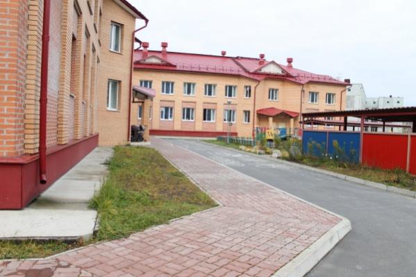 Детский сад «Радуга» в Новодвинске, где происходили правонарушения
