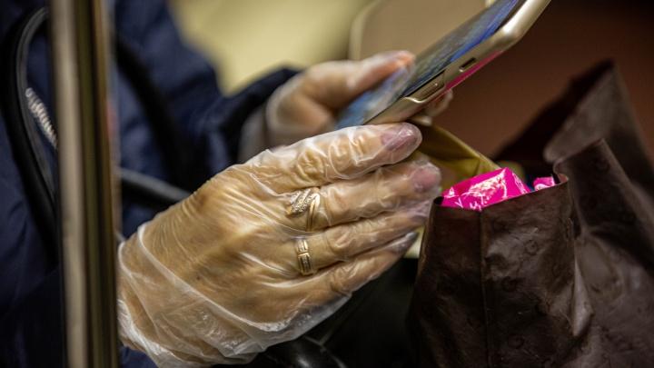 В Волгоградской области готовы отменить перчаточный режим и смягчить правила всеобщей изоляции