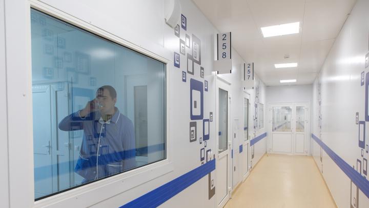 «Не верил в коронавирус — принесли на носилках»: показываем новый инфекционный центр Минобороны в Волгограде