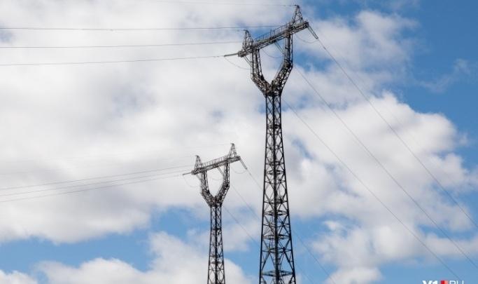 Пять районов Волгограда оставят без электричества 3 июля