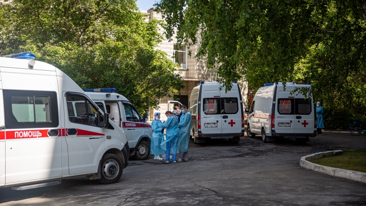 В Новосибирской области от коронавируса скончались ещё две пациентки