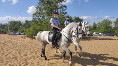 На нижегородских пляжах увеличат количество патрулей