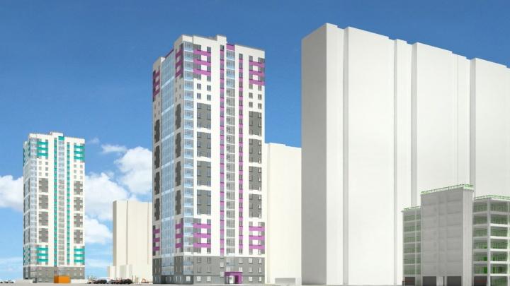 Недалеко от озера Шарташ построят 25-этажный дом