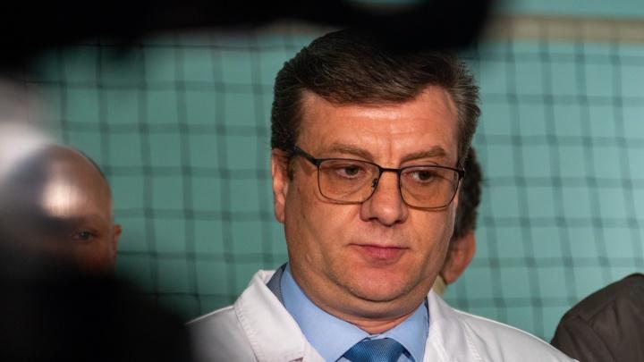 Количество заместителей министра Мураховского решили увеличить до шести