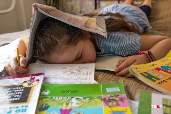 Обучение на дому — испытание на прочность для всей семьи