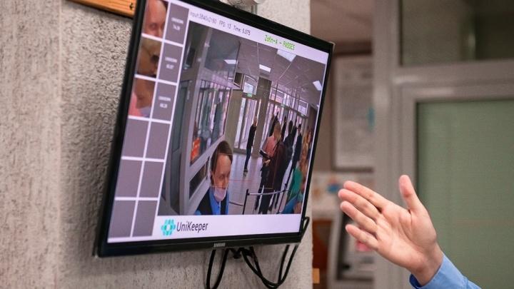 СибГУ им. М. Ф. Решетнева при поддержке Сбербанка разработал систему биометрической аутентификации
