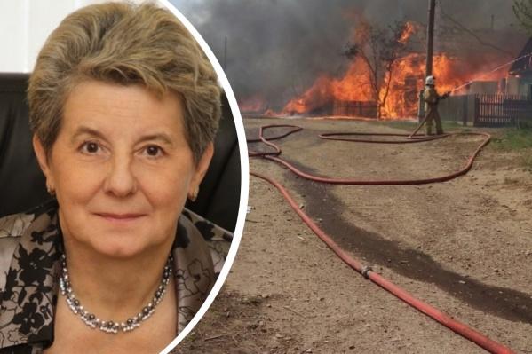 В мае 2017 года в Канске из-за пожаров почти 50 человек потеряли жилье, а двое погибли