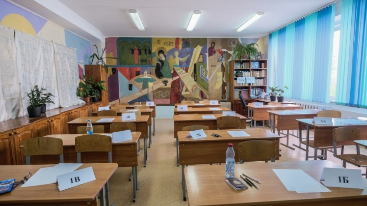 Губернатор рассказал, где в Новосибирской области дети смогут ходить в школы с понедельника