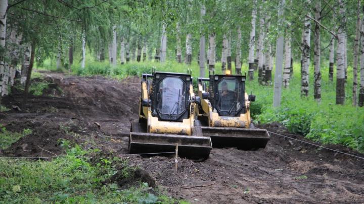 Выбор за вами: началось голосование за территорию, которую благоустроят в 2021 году в Архангельске