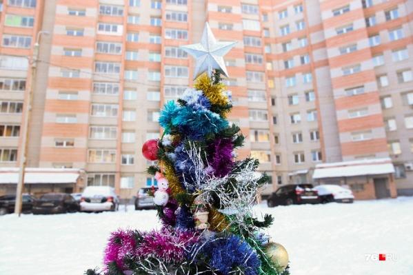 По прогнозам синоптиков, на Новый год Ярославль накроет волна тепла