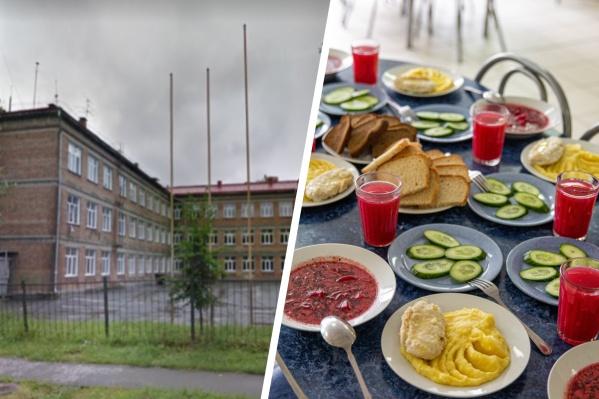 В региональном Минобре сейчас выясняют, где ещё могли поесть дети, кроме столовой