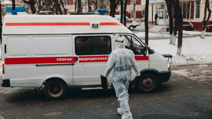 Обновили антирекорд: Росстат опубликовал новые данные о смертности от COVID-19 в Тюменской области