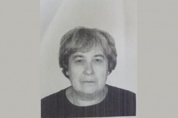 Жительница Первоуральска ушла изколлективного сада и пропала