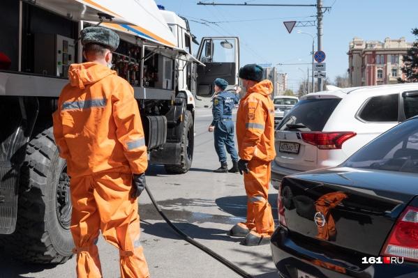Дезинфицировать будут как сам город, так и районы Ставрополья