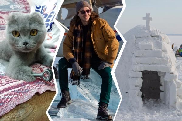 Какие истории про Новосибирск интересны жителям других стран? Сейчас всё расскажем